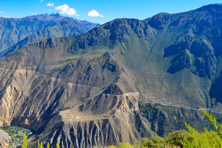 hiking the colca canyon tips