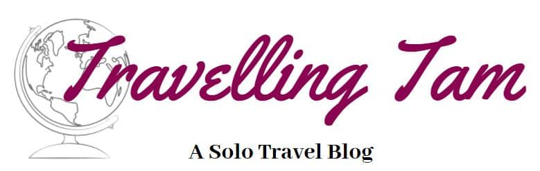 travelling tam travel blog logo