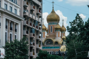 Exploring The Streets and Architecture of Bucharest: A Photo Diary