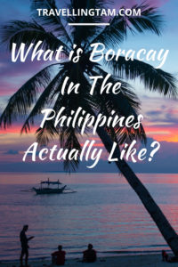 the truth about the paradise island of Boracay in the Philippines