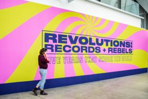 You Say You Want A Revolution? The Records and Rebels Exhibition at Melbourne Museum