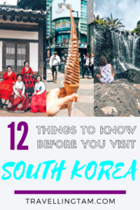 south korea travel advice pinterest