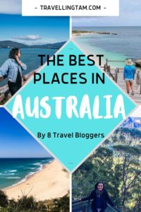 The best places in Australia to travel to