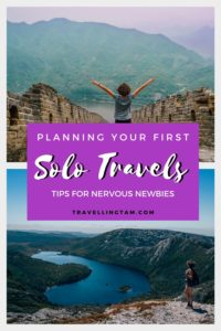 solo travel advice