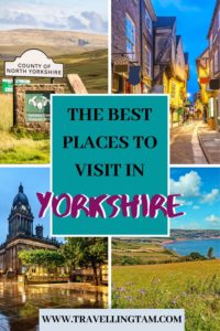 Best places to visit in Yorkshire, England