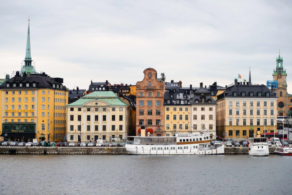 Is Sweden an expensive country to visit?