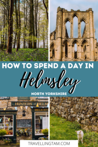 how to spend the day in Helmsley - things to do and see
