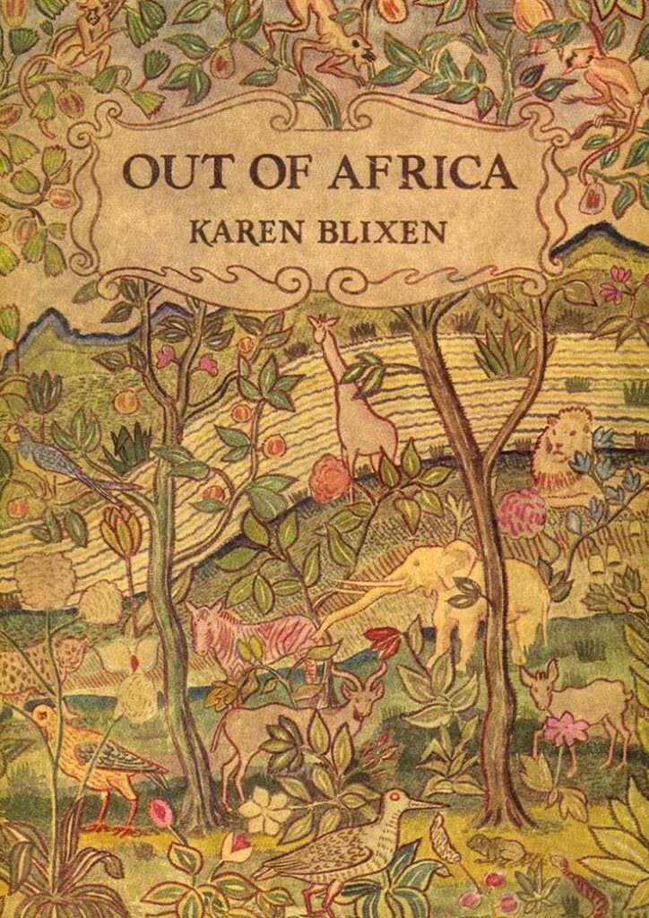 out of africa book recommendation