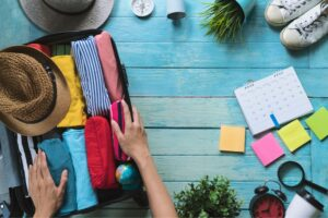 How To Build A Capsule Wardrobe For Travel In 5 Steps