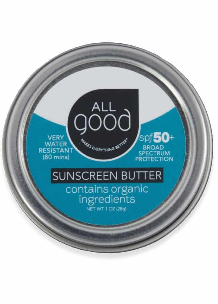 eco mineral sunscreen butter