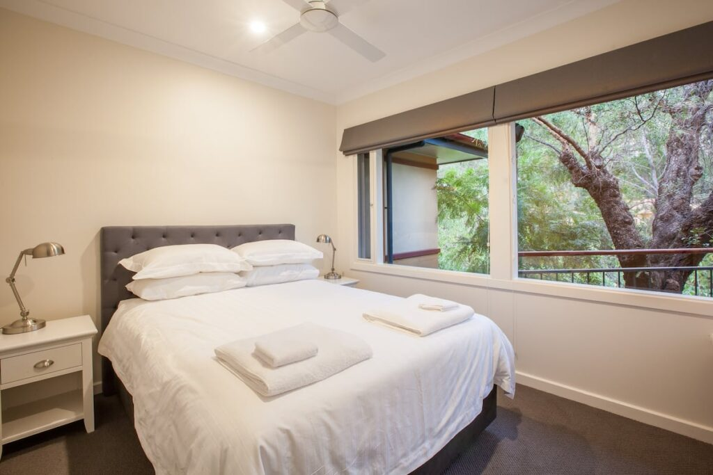 service accommodation in clare valley