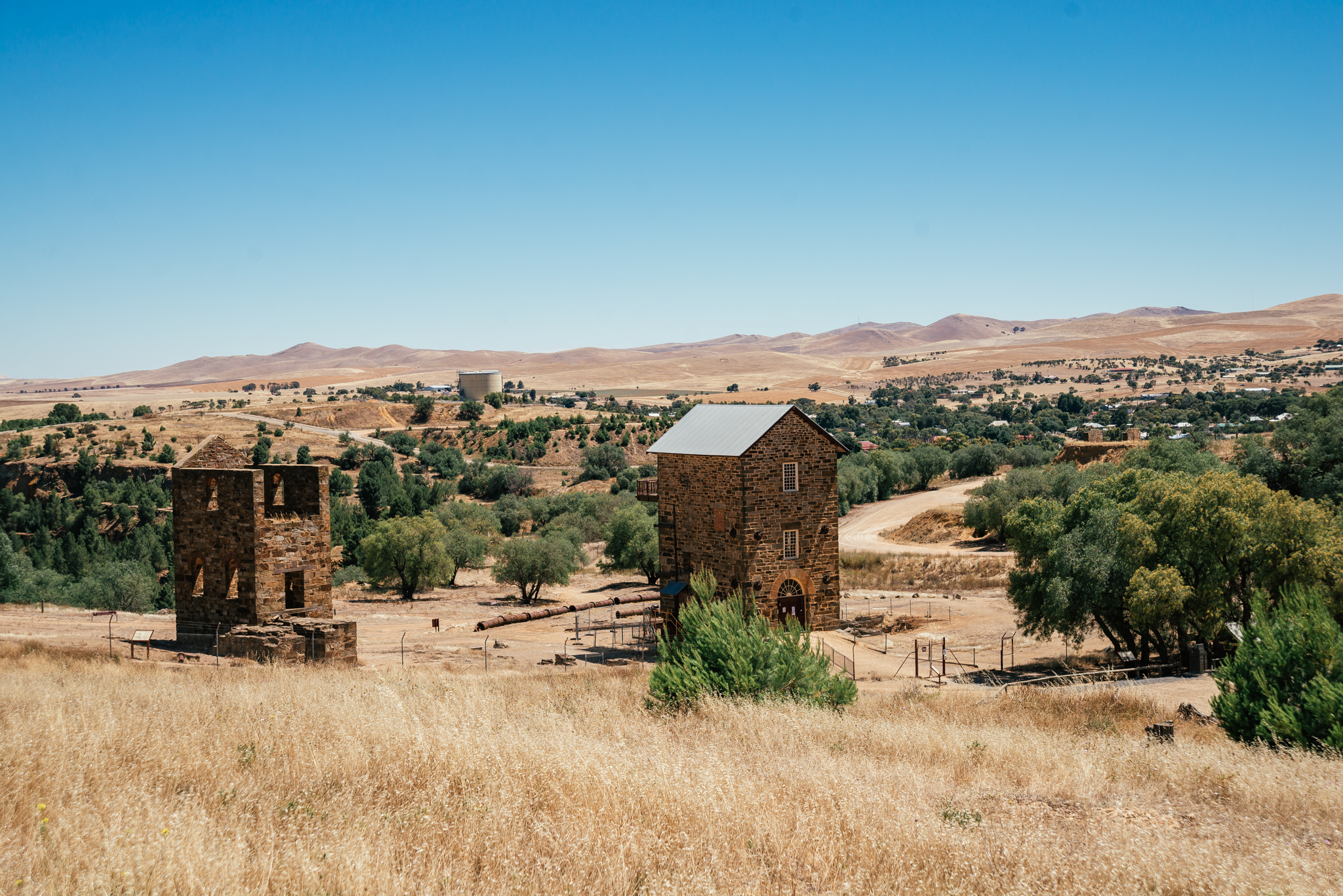 Unlock South Australia's Mining History with the Burra Passport